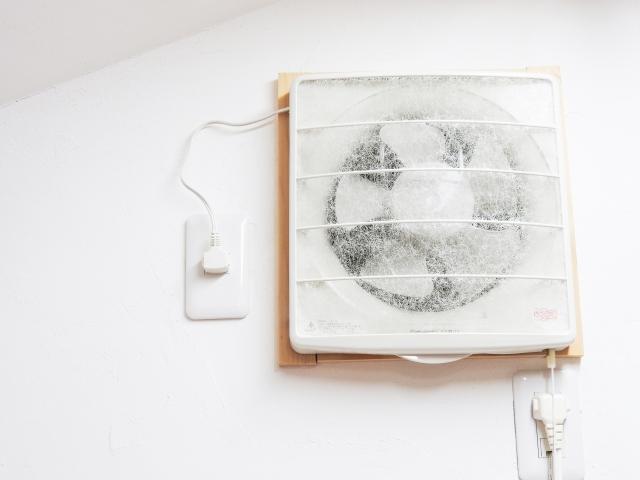 換気扇は保健所の許可を満たしているか