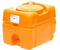 キッチンカーの給水タンク