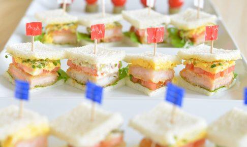 サンドウィッチをキッチンカー(移動販売)で始めるために必要な準備など