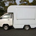 トヨタ・ライトエースの移動販売車の製作