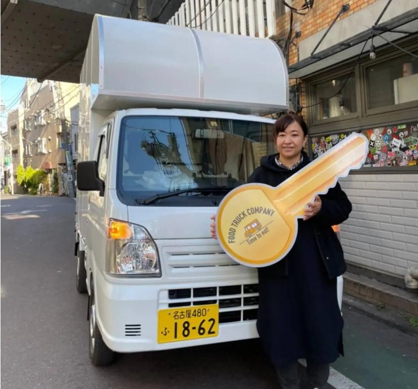 愛知県名古屋市の山本様のキッチンカー