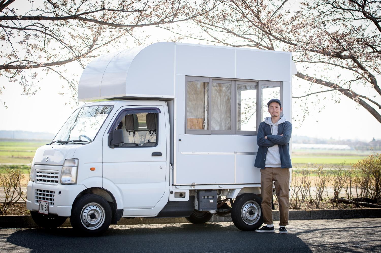 株式会社フードトラックカンパニー代表取締役の浅葉郁男