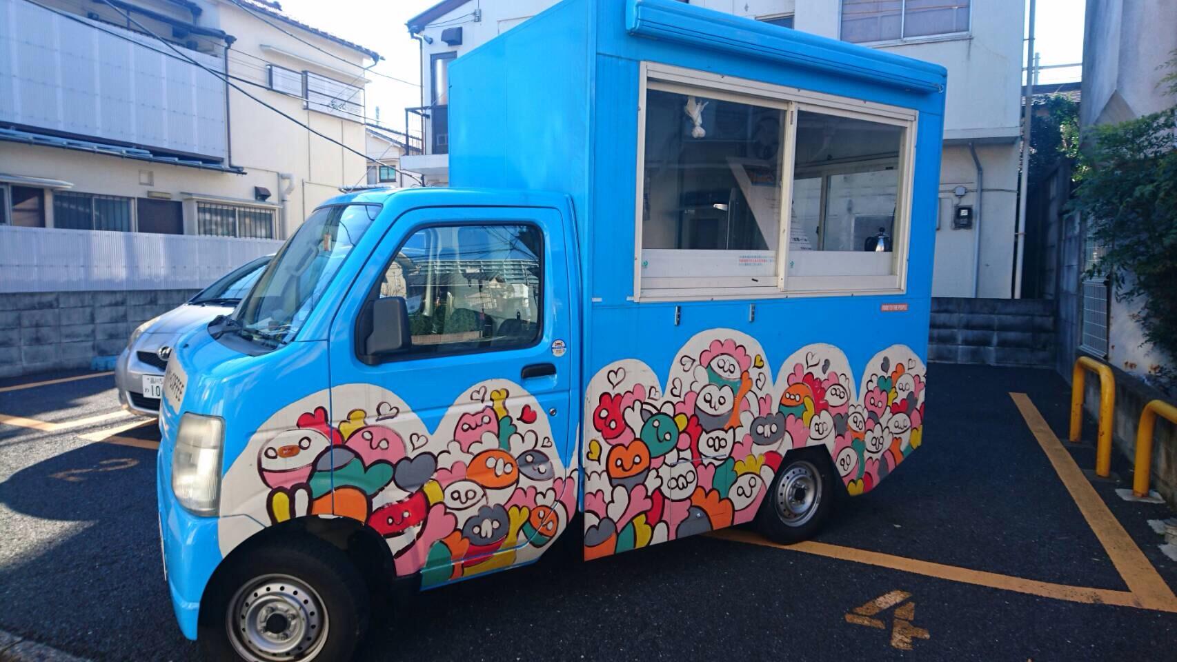 軽トラック・ミニマムの写真