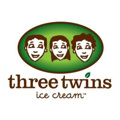 スリーツインズアイスクリームのロゴ