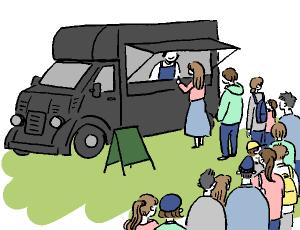 売上と利益が作れるキッチンカー・移動販売車