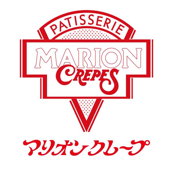 マリオンクレープのロゴ