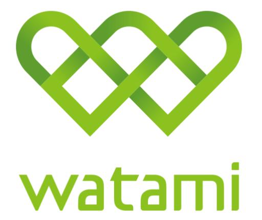 WATAMIのロゴ